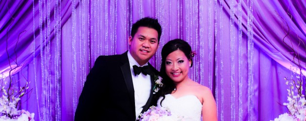 Mary & Jeff Wedding Log – 11/19/2011