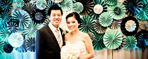 Diane & Richard Wedding Log – October 27, 2012 – Maxim's Restaurant