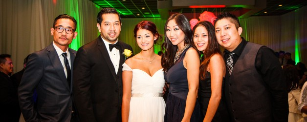 Paul & Hang Wedding – A1 Restaurant – November 30, 2013