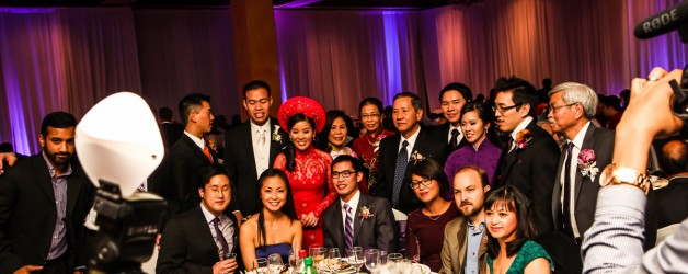 Christina & Hoang Wedding – January 4, 2014 – Kim Son Jefferson