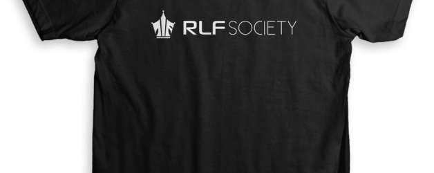 Limited Edition RLF Society T-Shirt